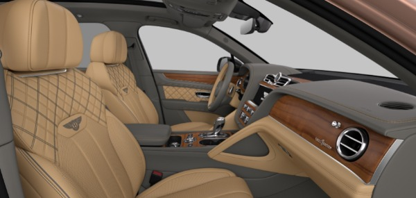 New 2021 Bentley Bentayga V8 First Edition for sale $257,035 at Bentley Greenwich in Greenwich CT 06830 7