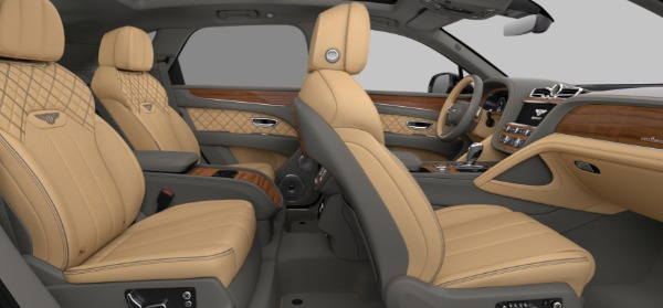 New 2021 Bentley Bentayga V8 First Edition for sale $257,035 at Bentley Greenwich in Greenwich CT 06830 9