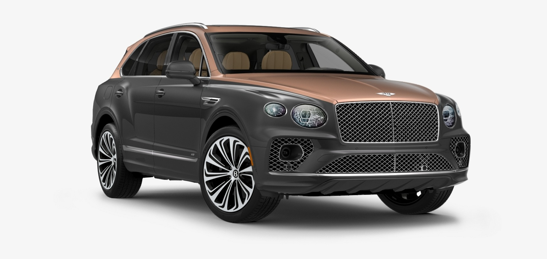 New 2021 Bentley Bentayga V8 First Edition for sale $257,035 at Bentley Greenwich in Greenwich CT 06830 1