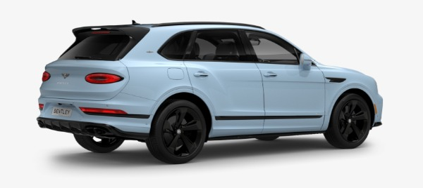 New 2021 Bentley Bentayga V8 First Edition for sale $259,225 at Bentley Greenwich in Greenwich CT 06830 3