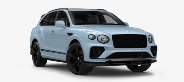New 2021 Bentley Bentayga V8 First Edition for sale $259,225 at Bentley Greenwich in Greenwich CT 06830 1