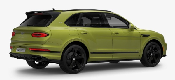 New 2021 Bentley Bentayga V8 First Edition for sale $261,710 at Bentley Greenwich in Greenwich CT 06830 3