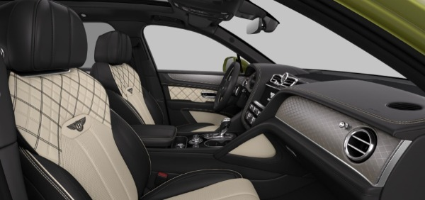 New 2021 Bentley Bentayga V8 First Edition for sale $261,710 at Bentley Greenwich in Greenwich CT 06830 7