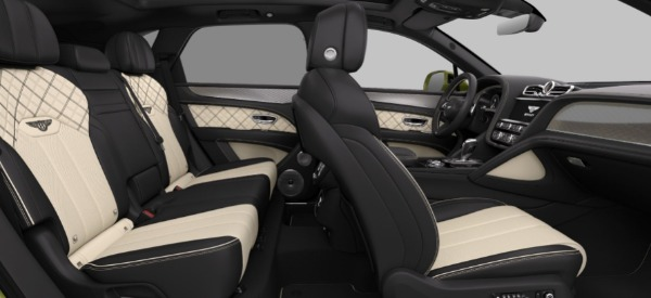 New 2021 Bentley Bentayga V8 First Edition for sale $261,710 at Bentley Greenwich in Greenwich CT 06830 9