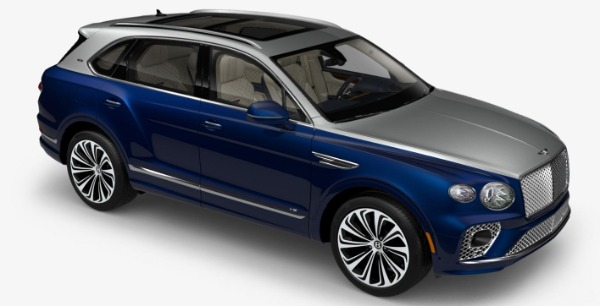 New 2021 Bentley Bentayga V8 First Edition for sale $263,250 at Bentley Greenwich in Greenwich CT 06830 5