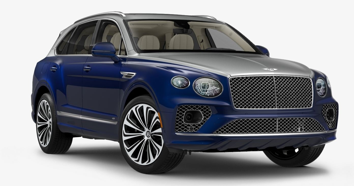 New 2021 Bentley Bentayga V8 First Edition for sale $263,250 at Bentley Greenwich in Greenwich CT 06830 1