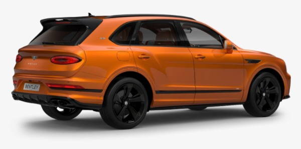 New 2021 Bentley Bentayga V8 First Edition for sale $260,360 at Bentley Greenwich in Greenwich CT 06830 3