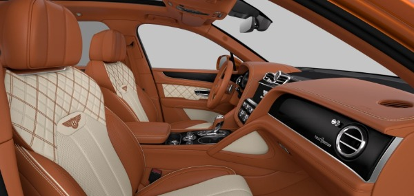 New 2021 Bentley Bentayga V8 First Edition for sale $260,360 at Bentley Greenwich in Greenwich CT 06830 7