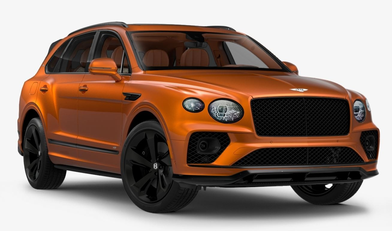 New 2021 Bentley Bentayga V8 First Edition for sale $260,360 at Bentley Greenwich in Greenwich CT 06830 1