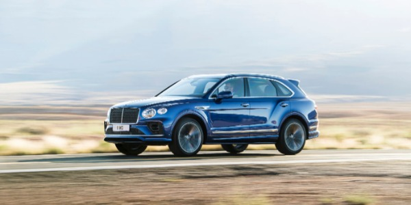 New 2021 Bentley Bentayga Speed for sale Call for price at Bentley Greenwich in Greenwich CT 06830 1
