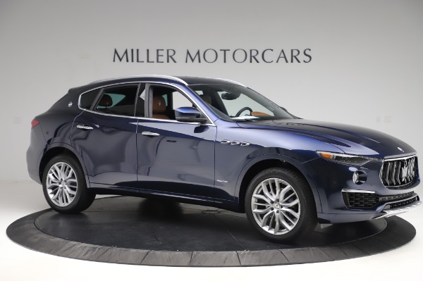 New 2020 Maserati Levante Q4 GranLusso for sale $88,635 at Bentley Greenwich in Greenwich CT 06830 10