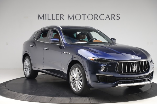 New 2020 Maserati Levante Q4 GranLusso for sale $88,635 at Bentley Greenwich in Greenwich CT 06830 11