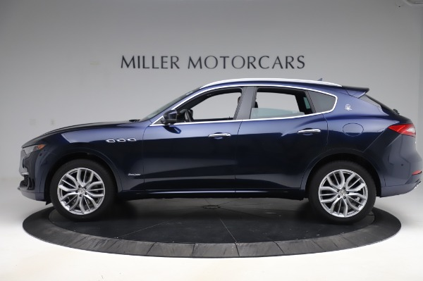 New 2020 Maserati Levante Q4 GranLusso for sale $88,635 at Bentley Greenwich in Greenwich CT 06830 3