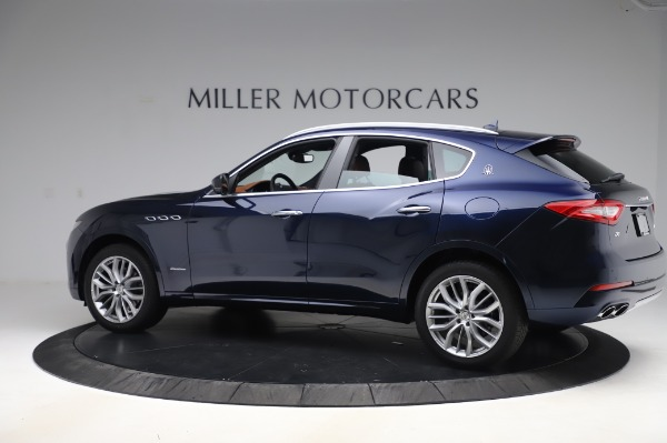New 2020 Maserati Levante Q4 GranLusso for sale $88,635 at Bentley Greenwich in Greenwich CT 06830 4