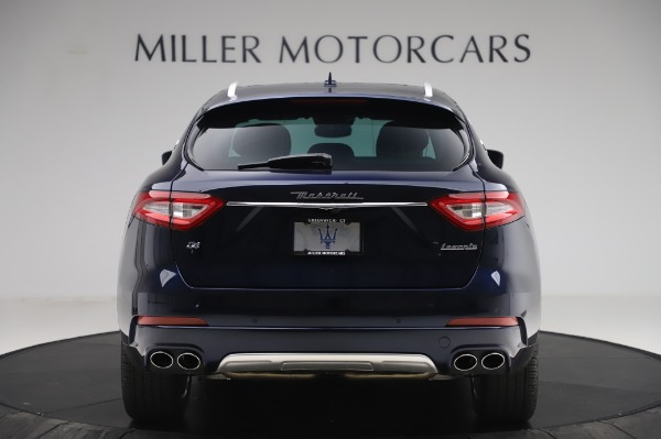 New 2020 Maserati Levante Q4 GranLusso for sale $88,635 at Bentley Greenwich in Greenwich CT 06830 6
