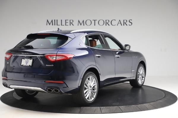 New 2020 Maserati Levante Q4 GranLusso for sale $88,635 at Bentley Greenwich in Greenwich CT 06830 7