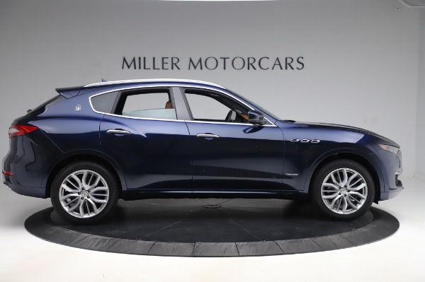 New 2020 Maserati Levante Q4 GranLusso for sale $88,635 at Bentley Greenwich in Greenwich CT 06830 9