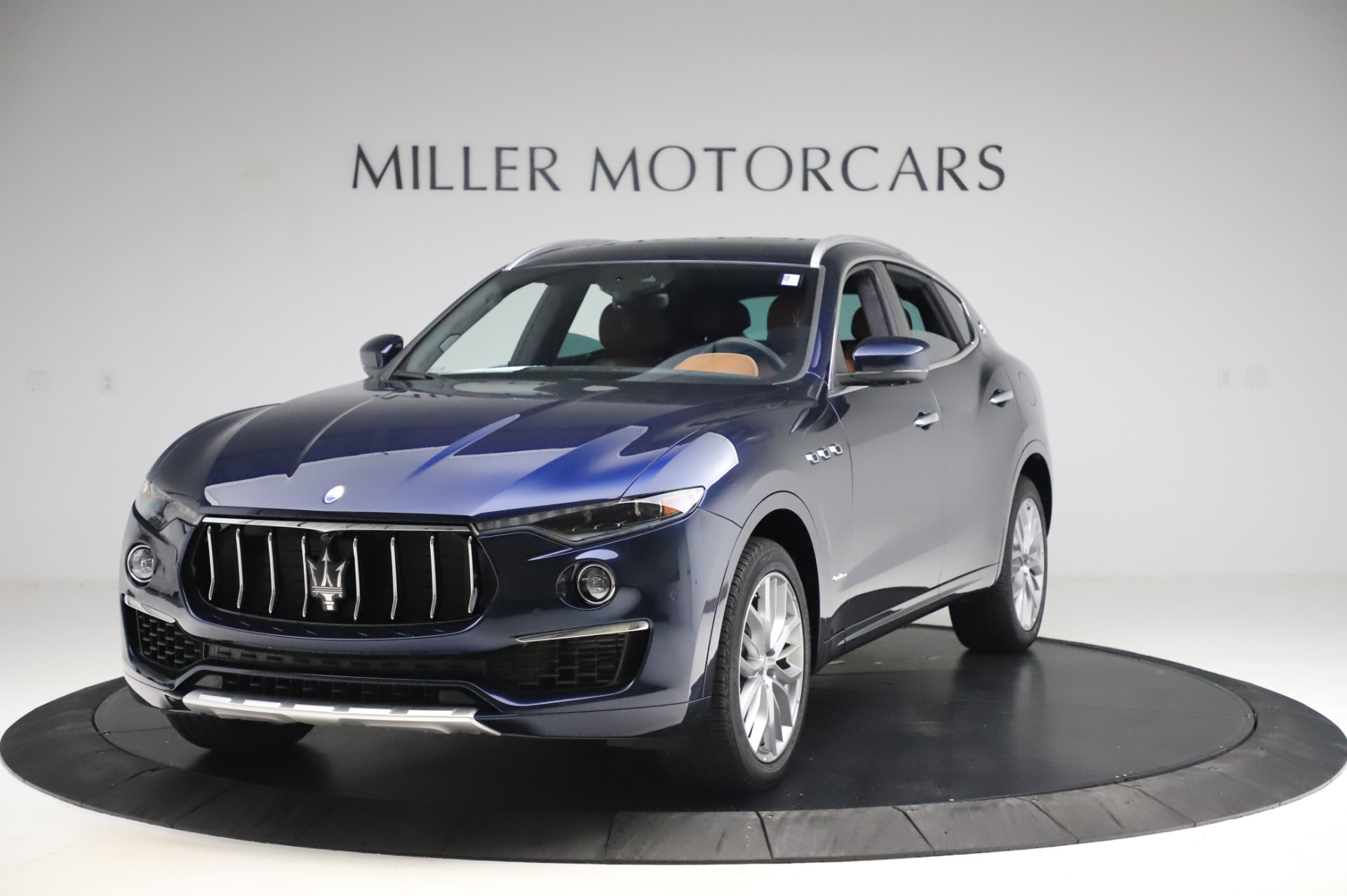 New 2020 Maserati Levante Q4 GranLusso for sale $88,635 at Bentley Greenwich in Greenwich CT 06830 1