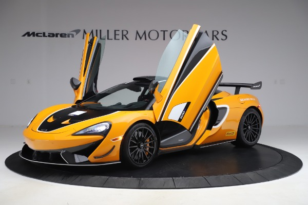 New 2020 McLaren 620R Coupe for sale Call for price at Bentley Greenwich in Greenwich CT 06830 10