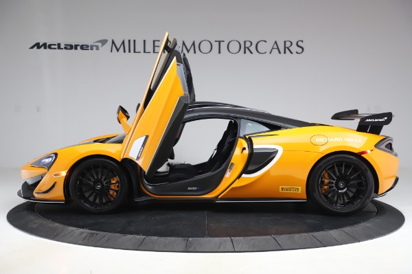 New 2020 McLaren 620R Coupe for sale Call for price at Bentley Greenwich in Greenwich CT 06830 11