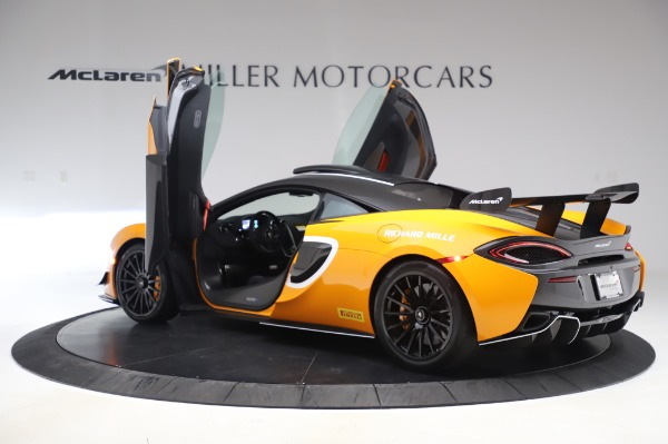 New 2020 McLaren 620R Coupe for sale Call for price at Bentley Greenwich in Greenwich CT 06830 12