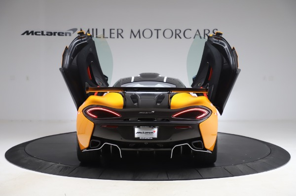 New 2020 McLaren 620R Coupe for sale Call for price at Bentley Greenwich in Greenwich CT 06830 13