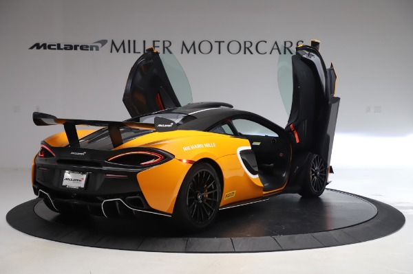 New 2020 McLaren 620R Coupe for sale Call for price at Bentley Greenwich in Greenwich CT 06830 14