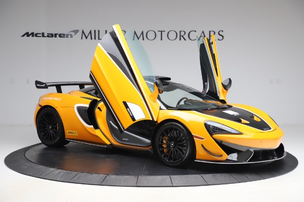 New 2020 McLaren 620R Coupe for sale Call for price at Bentley Greenwich in Greenwich CT 06830 16