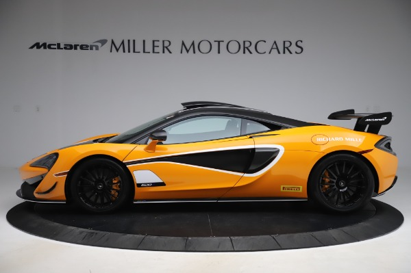 New 2020 McLaren 620R Coupe for sale Call for price at Bentley Greenwich in Greenwich CT 06830 2