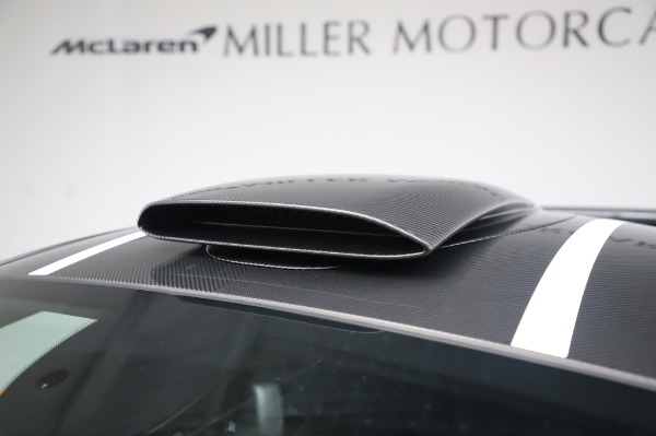 New 2020 McLaren 620R Coupe for sale Call for price at Bentley Greenwich in Greenwich CT 06830 21