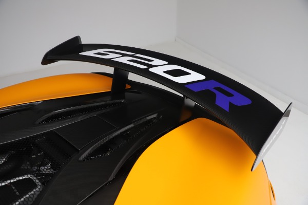 New 2020 McLaren 620R Coupe for sale Call for price at Bentley Greenwich in Greenwich CT 06830 22