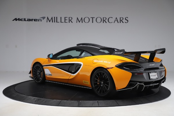 New 2020 McLaren 620R Coupe for sale Call for price at Bentley Greenwich in Greenwich CT 06830 3