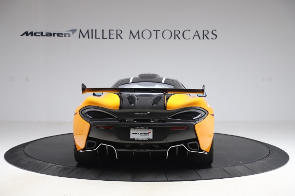New 2020 McLaren 620R Coupe for sale Call for price at Bentley Greenwich in Greenwich CT 06830 4