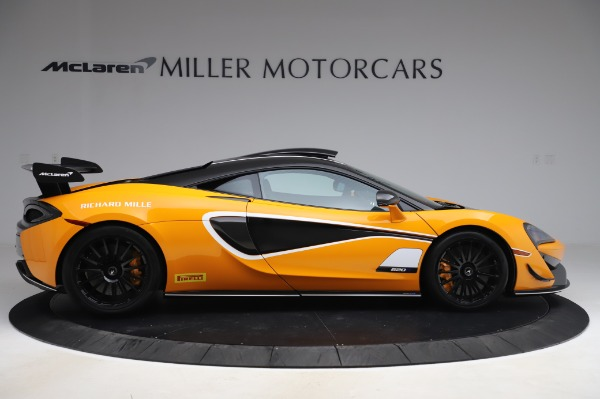 New 2020 McLaren 620R Coupe for sale Call for price at Bentley Greenwich in Greenwich CT 06830 6