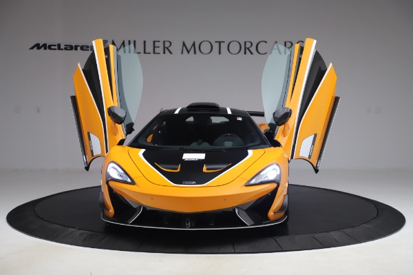New 2020 McLaren 620R Coupe for sale Call for price at Bentley Greenwich in Greenwich CT 06830 9