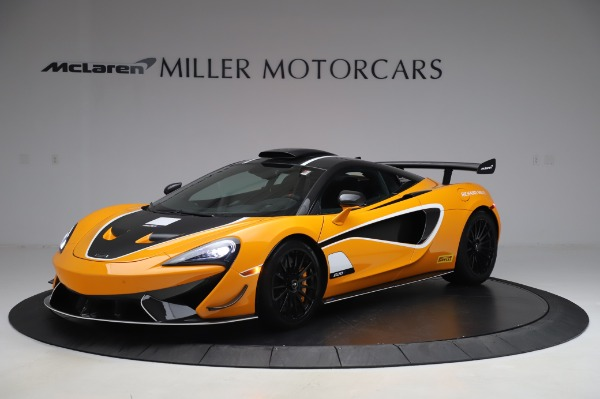 New 2020 McLaren 620R Coupe for sale Call for price at Bentley Greenwich in Greenwich CT 06830 1