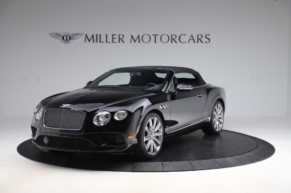 Used 2016 Bentley Continental GTC W12 for sale Sold at Bentley Greenwich in Greenwich CT 06830 13