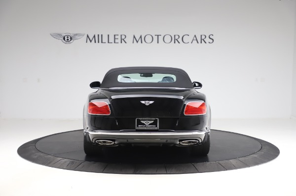 Used 2016 Bentley Continental GTC W12 for sale Sold at Bentley Greenwich in Greenwich CT 06830 16