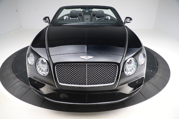 Used 2016 Bentley Continental GTC W12 for sale Sold at Bentley Greenwich in Greenwich CT 06830 21