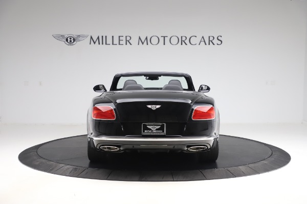 Used 2016 Bentley Continental GTC W12 for sale Sold at Bentley Greenwich in Greenwich CT 06830 6