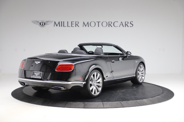 Used 2016 Bentley Continental GTC W12 for sale Sold at Bentley Greenwich in Greenwich CT 06830 8