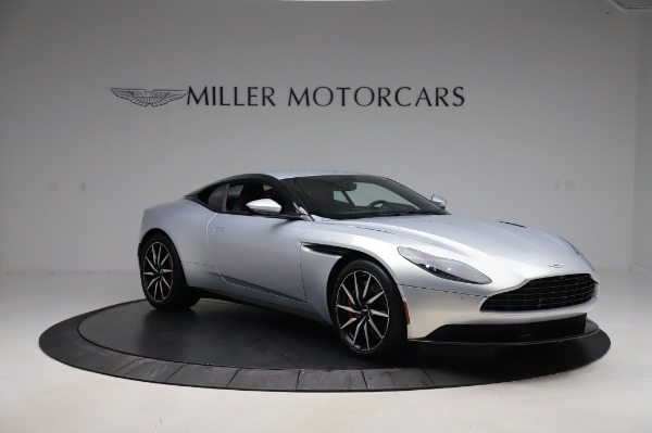 Used 2018 Aston Martin DB11 V8 Coupe for sale Sold at Bentley Greenwich in Greenwich CT 06830 10