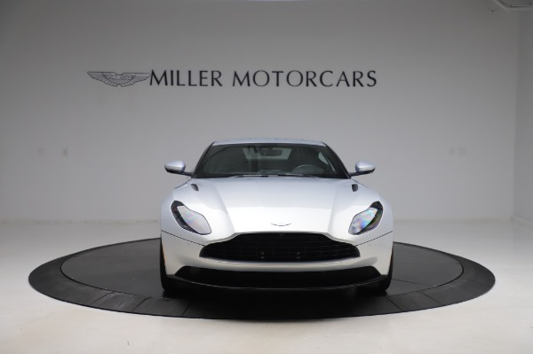 Used 2018 Aston Martin DB11 V8 Coupe for sale Sold at Bentley Greenwich in Greenwich CT 06830 11