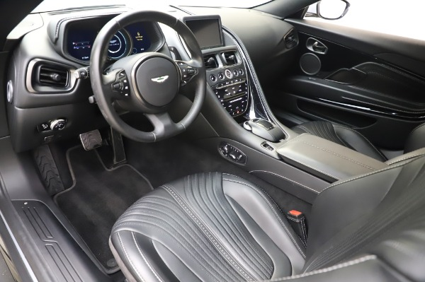 Used 2018 Aston Martin DB11 V8 Coupe for sale Sold at Bentley Greenwich in Greenwich CT 06830 13