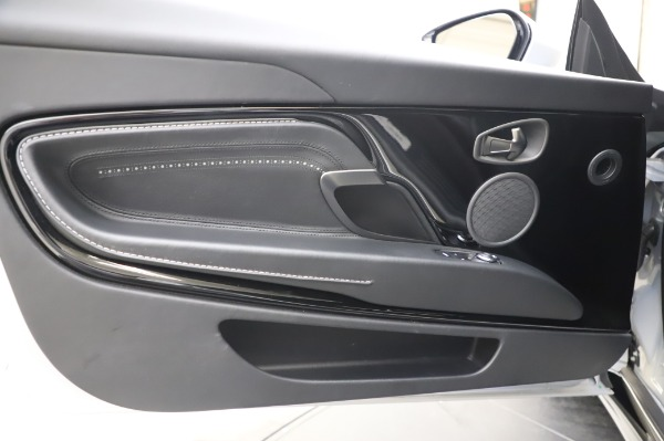 Used 2018 Aston Martin DB11 V8 Coupe for sale Sold at Bentley Greenwich in Greenwich CT 06830 17