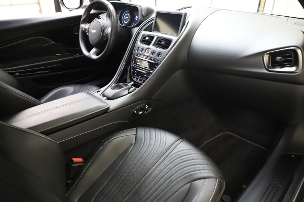 Used 2018 Aston Martin DB11 V8 Coupe for sale Sold at Bentley Greenwich in Greenwich CT 06830 18