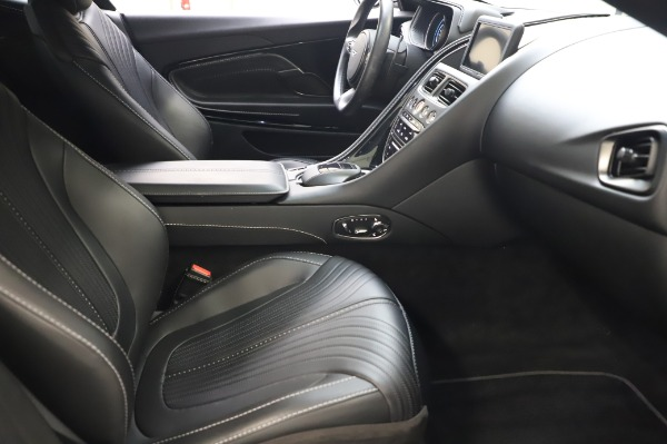 Used 2018 Aston Martin DB11 V8 Coupe for sale Sold at Bentley Greenwich in Greenwich CT 06830 19