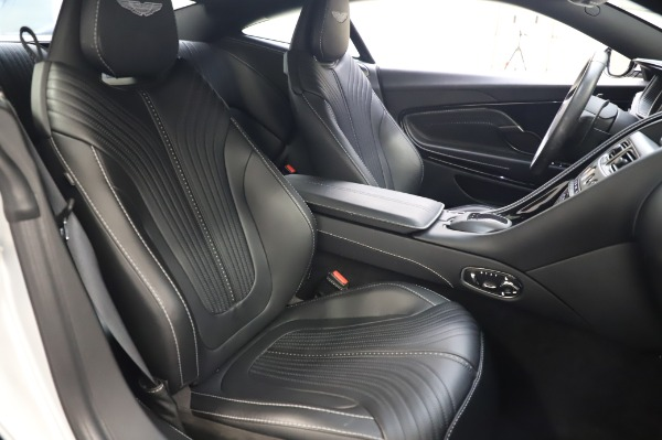 Used 2018 Aston Martin DB11 V8 Coupe for sale Sold at Bentley Greenwich in Greenwich CT 06830 20