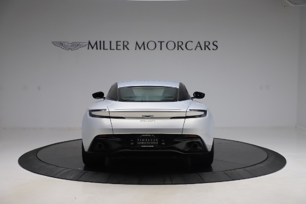Used 2018 Aston Martin DB11 V8 Coupe for sale Sold at Bentley Greenwich in Greenwich CT 06830 5
