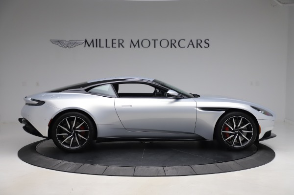 Used 2018 Aston Martin DB11 V8 Coupe for sale Sold at Bentley Greenwich in Greenwich CT 06830 8